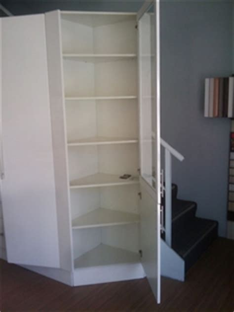 Flat Pack Pantry by New Corner Pantry Cabinet Supplied In Flat Pack Form