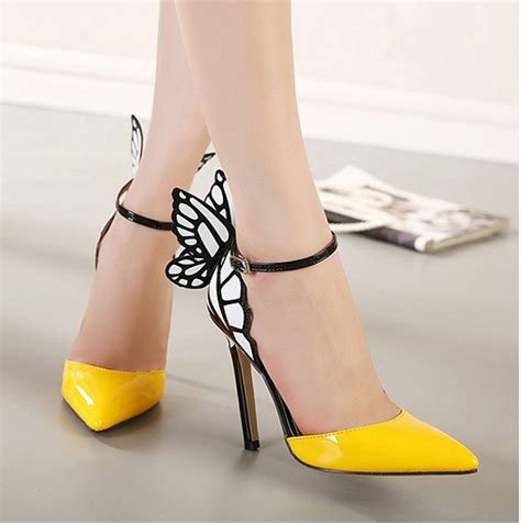 big size high heels big size 2016 thin high heels pumps 8 11cm