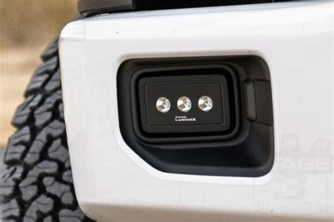 2015 2017 F150 Putco Luminix High Power Led Fog Lights High Power Led Lights