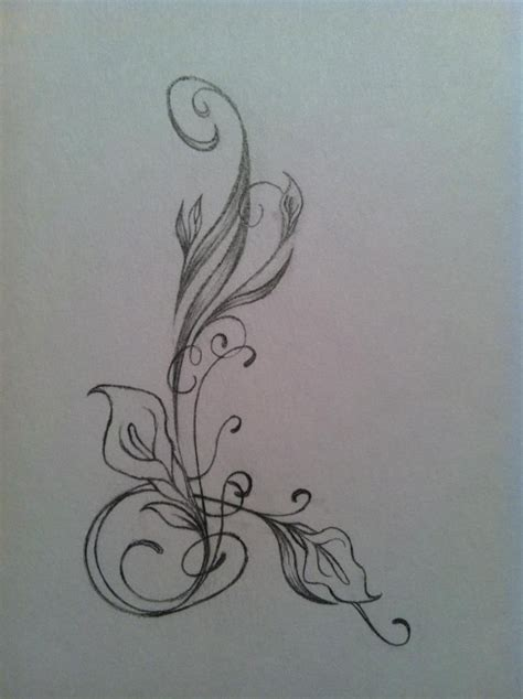 calla lily tattoos on deviantart tattoo cala lilz eu