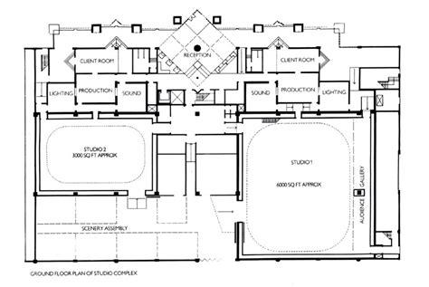 Untitled Www Tvstudiohistory Co Uk Floor Plans Tv Houses