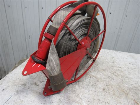 swing hose swing type hose storage reel w 35 hose nozzle