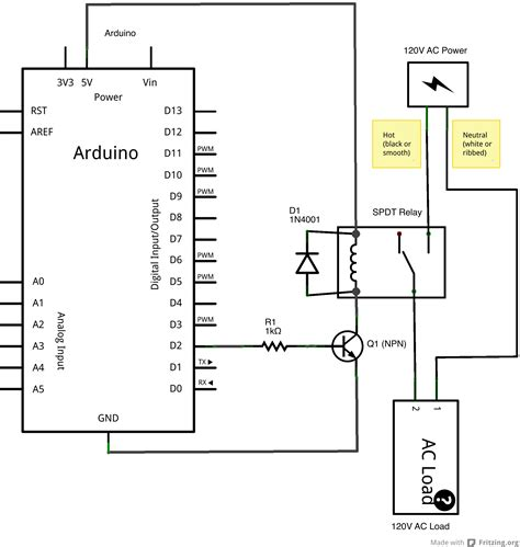 spdt relay wiring diagram 5pin wiring diagram with
