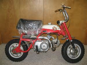 Honda Mini Trail 50 For Sale Blank