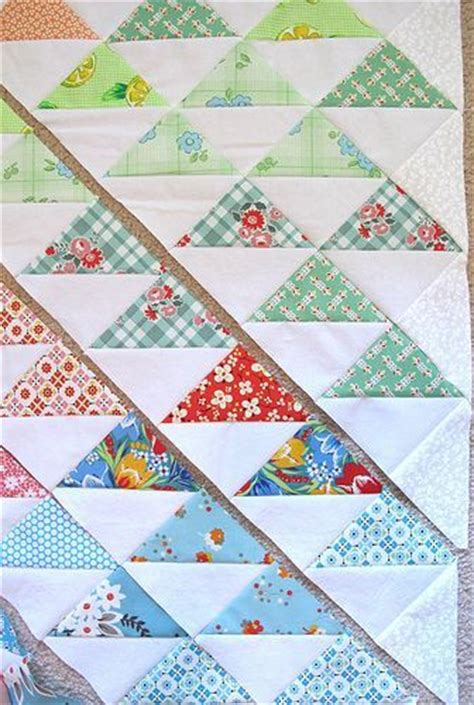 Half Square Triangle Quilt Layouts by 36 Best Half Square Triangle Quilts Images On