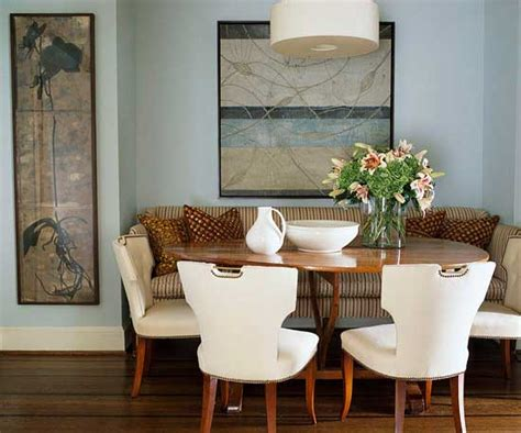 Dining Room Banquette Furniture by Top 10 Small Dining Room Ideas With Easy Tips Home Best