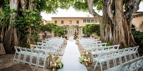 wedding venues in florida the weddings get prices for wedding venues in boca raton fl
