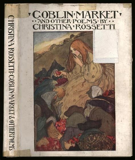 amazon com goblin market and other poems dover thrift goblin market and other poems by rossetti christina 1111