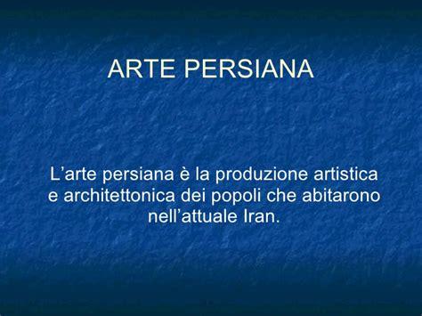 arte persiana i persiani