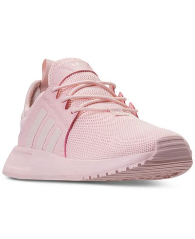 adidas big x plr casual athletic sneakers from