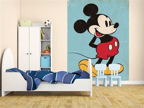 Mickey Mouse Wall Murals mickey mouse wallpaper wall murals ireland