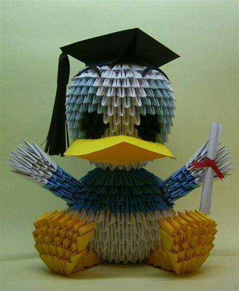 Modular Origami Owl - 364 best 3d origami images on