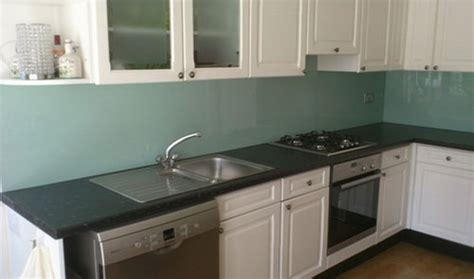 acrylic kitchen installation acrylic perspex and plastic splashback installation