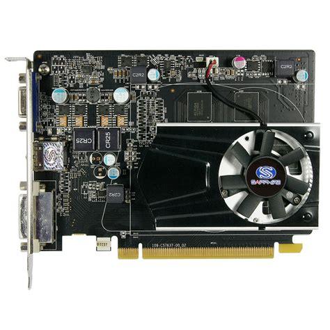 Sapphire Ati Radeon Vga R7 240 2g Ddr3 With Boost sapphire radeon r7 240 1g gddr5 11216 01 20g achat vente carte graphique sur ldlc