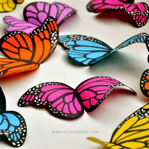 Paper Butterflies Craft - diy paper butterflies craft diy paper