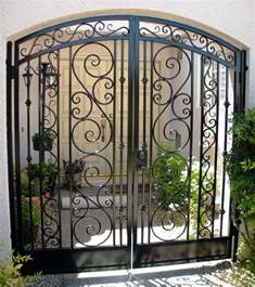 Decorative Iron Gates by Decorative Wrought Iron Gate Exles Sun King Fencing