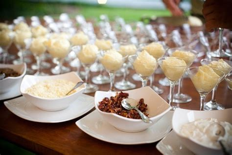 mashed potato bar toppings wedding cocktail hour tanarievents