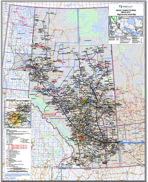 map of pipelines in alberta neb archived transcanada pipelines limited audit