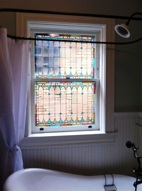 stained glass bathroom window 17 best ideas about window glass on pinterest stained glass art stained glass and