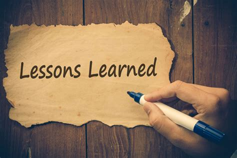 your accounting firm lessons learned on how top firms grow faster build stronger teams and increase profit books 11 most valuable lessons learned in essay ideas