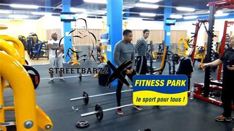 la fitness park streetbarzz x fitness park session crossfit