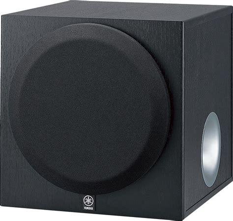 yamaha ns sp  speaker system   subwoofer black