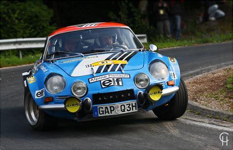 renault alpine a110 rally renault alpine a110 eifel rallye foto bild sport
