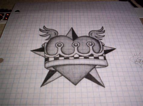 heart crown nautical star by letseatjimy on deviantart