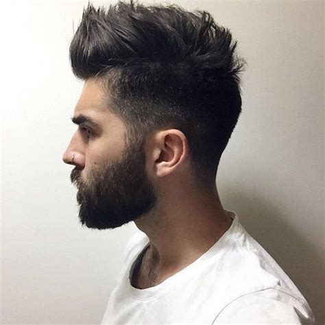 best hair cuts to go with beards hairstyles with beards 20 best haircuts that go with