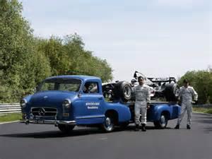 Blue Mercedes The 300sl Powered Blue