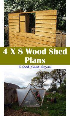 shed plans images  pinterest lean