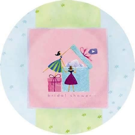 bridal shower plates and napkins 99 wedding ideas