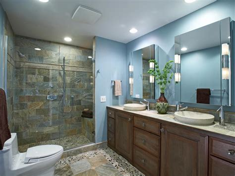 Luxury Bathroom Showers Bathroom Shower Designs Bathroom Design Choose Floor Plan Bath Remodeling Materials Hgtv