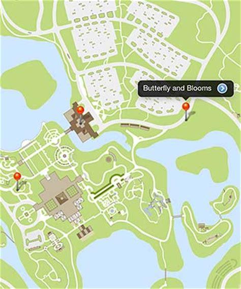 chicago botanic garden map winter family pack chicago botanic garden