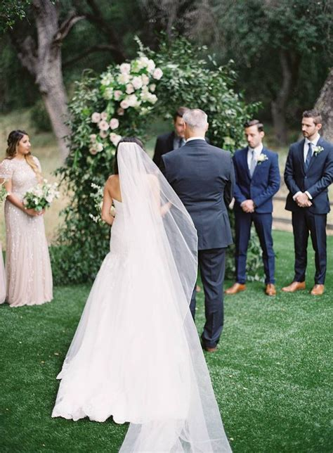 intimate weddings in southern california classically southern california wedding via magnolia plenty of petals