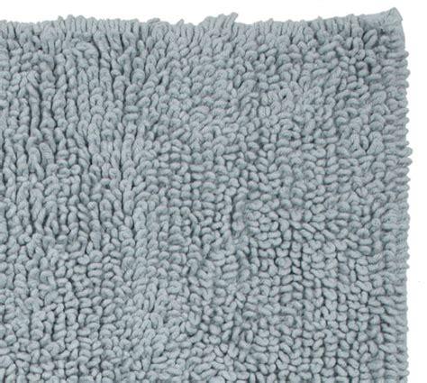 pottery barn shag rug cotton twist bath rug pottery barn