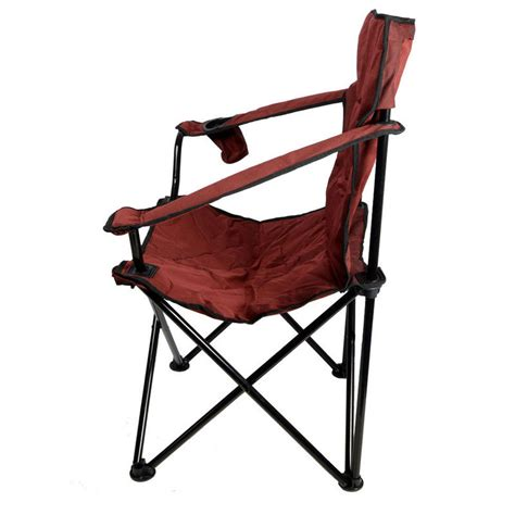 padded cing chair folding deluxe outdoor folding chairs azuma deluxe padded