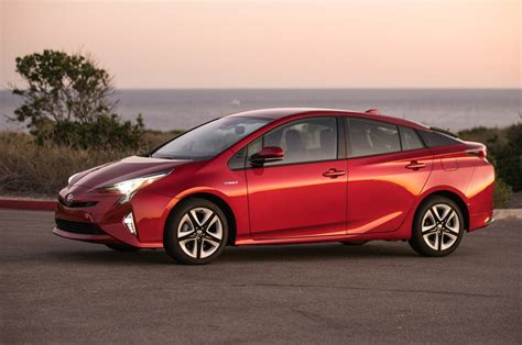 Prius 2016 Awd by 2016 Toyota Prius Drive Review Motor Trend