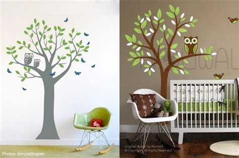 home design owl baby rooms