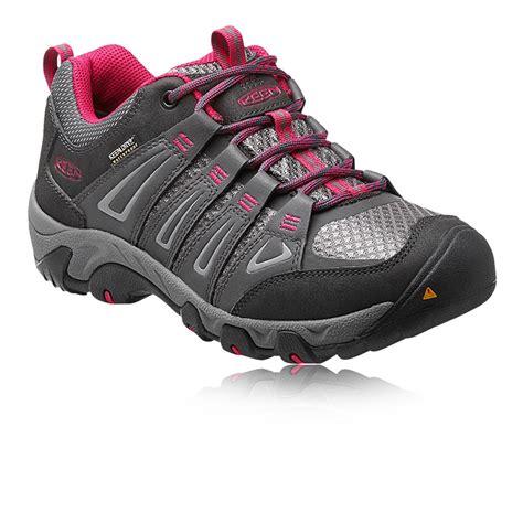 womens waterproof shoes keen oakridge waterproof s walking shoes ss18 10