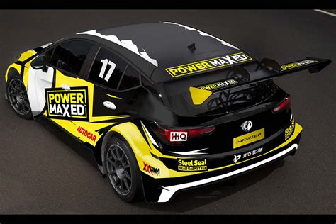 opel astra touring car vauxhall in btcc return for 2017 motoring research