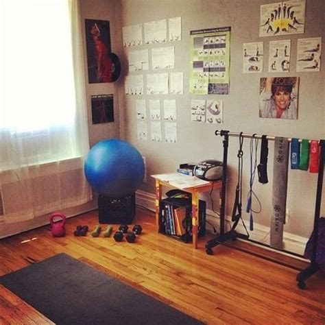 Small Home Workout Room Workout Room Forever Home Inspiration