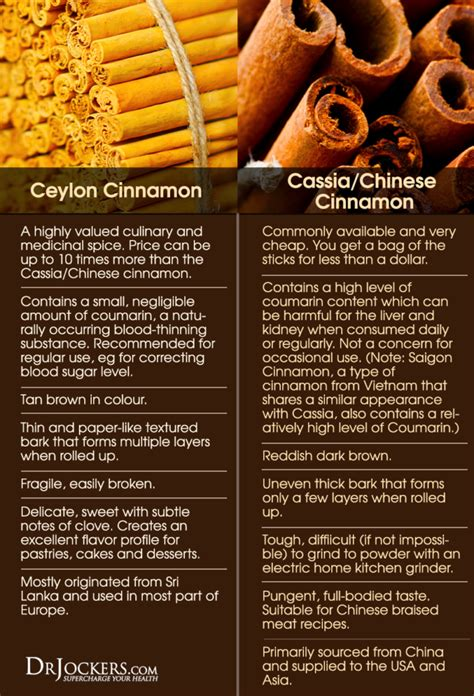 what is the best type of cinnamon to use drjockerscom