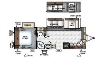 Rockwood Camper Floor Plans by For Sale 2017 Forest River Rockwood Ultra Lite 2608ws 2087