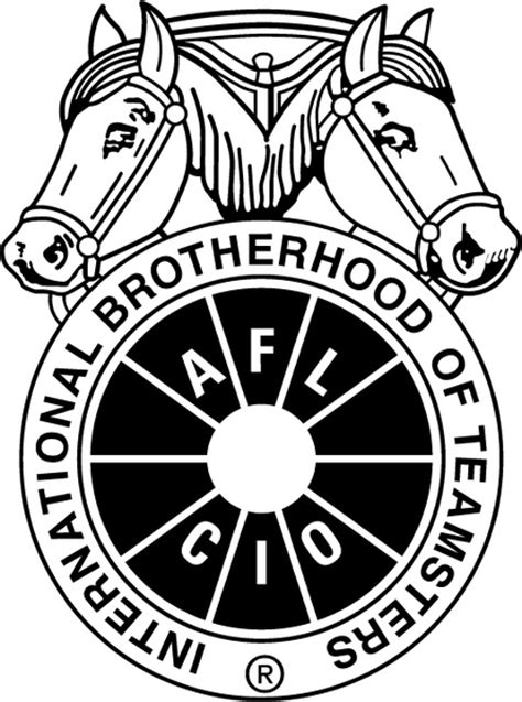 International brotherhood of teamsters Free vector in