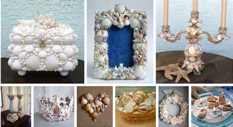 pinterest diy home decor crafts craft shells ideas pictures photos and images for