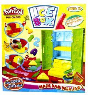 Doh Mainan Kreatif Tools Set jual anak pintar mainan anak doh box kulkas dan