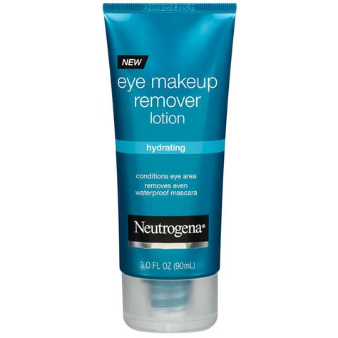 Eye Makeup Remover Neutrogena Hydrating Eye Makeup Remover