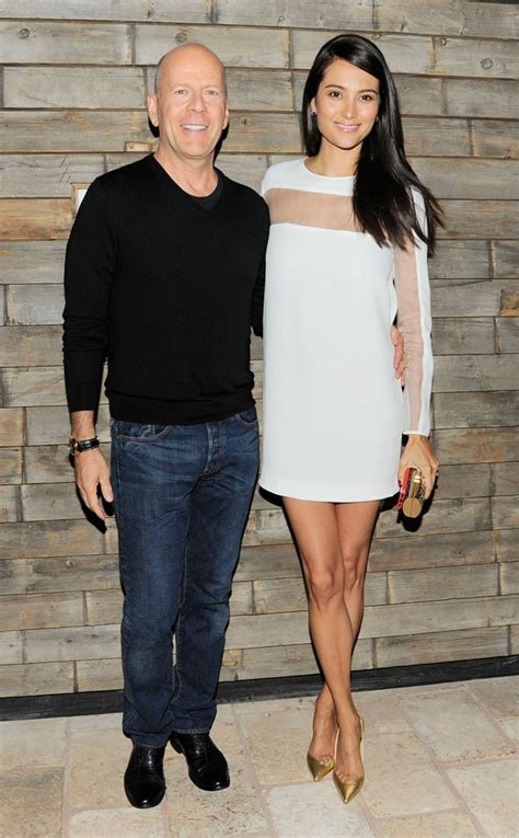 Gf Wilsi bruce willis dating 2016 is he married to now who birds