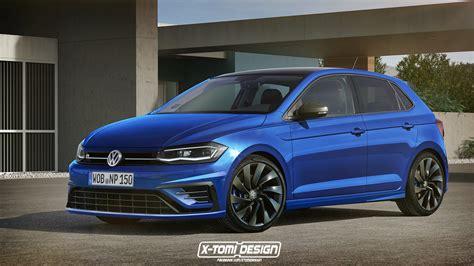 Volkswagen R Gti by 2018 Volkswagen Polo R And Gti Cabrio Rendered Autoevolution
